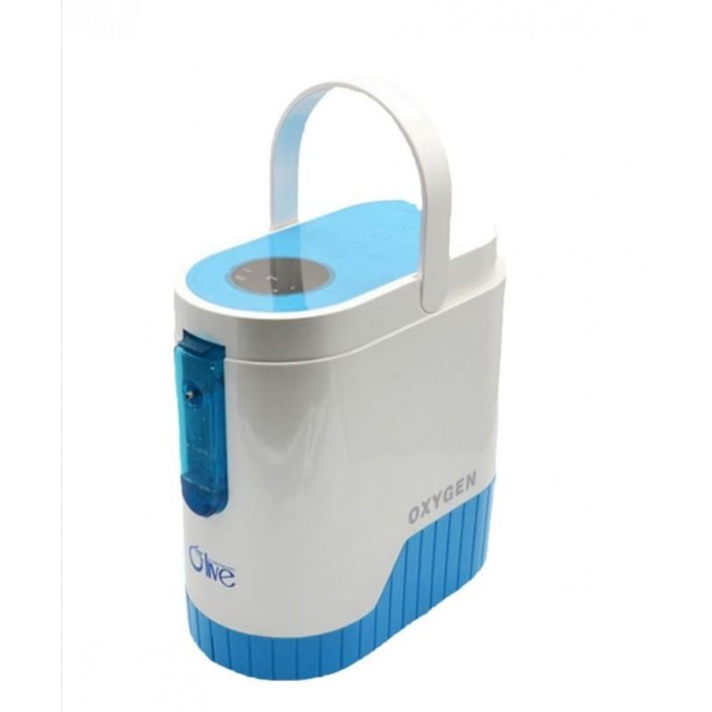 Mini concentrator de oxigen Olive C1...